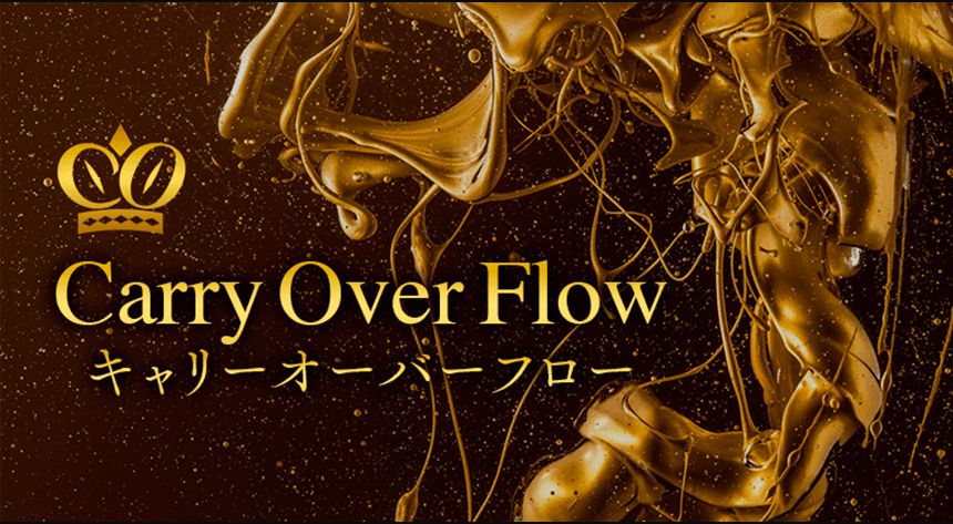 Carry Over Flow(キャリーオーバーフロー)